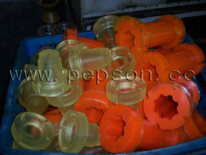 Customized Polyurethane PU Part, PU Ring pictures & photos