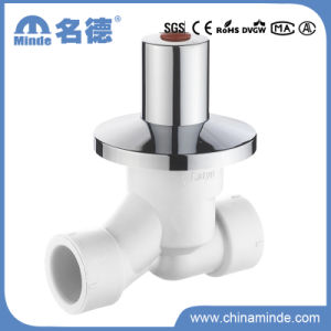 PPR Y-Type Stop Valve for Building Materials pictures & photos