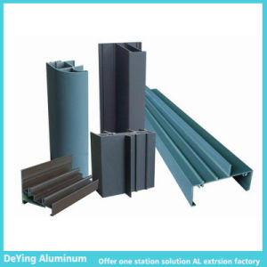 Excellent PVDF Coating Industrial Aluminum Profile