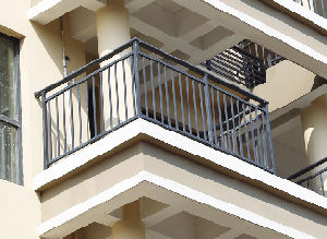 Fence - Standard Galvanized Steel Balcony Fence (OA payment accepted)