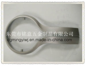 Aluminum Die Casting Products with Anodic Oxidating Made by Specialist Manufacturer From Guangdong