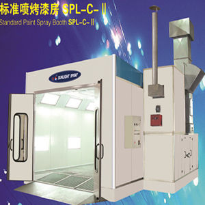 Customized Car Spray Painting and Baking Booth