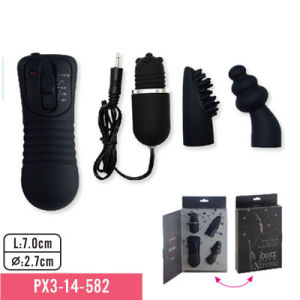 4-Speed Stimulator Kit / Adult Toy / Sex Toy pictures & photos
