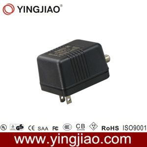 7W AC DC CATV Power Adapter pictures & photos