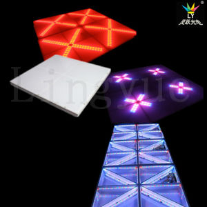 720PCS DMX Stage Effect RGB LED Sensor Dance Floor Light pictures & photos