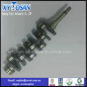 High Quality Crankshaft Part V2203 V2403 for Kubota Diesel Engine pictures & photos