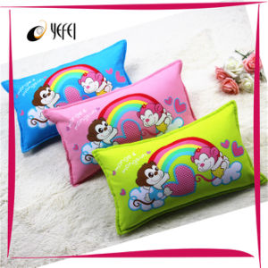 Cute Monkey Printed Bed Travel Body Children Pillow Cover