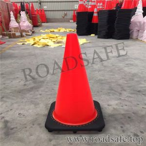 Roadsafe Traffic Safety Barrier Retractable Reflective Traffic Cone pictures & photos