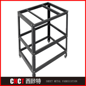 Hot Sale Custom Aluminum Shelf Bracket pictures & photos