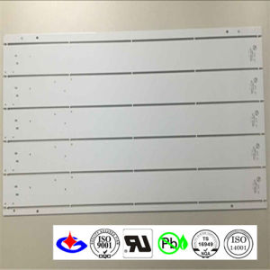 Customized Single-Layer Aluminum Based PCB Board pictures & photos