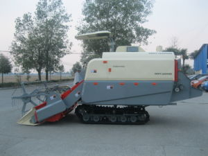 4lz-2.0z (4.0Z) Rice and Wheat Combine Harvester pictures & photos