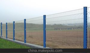 High Quality Welded Wire Mesh Metal Fence China Anping Factory pictures & photos