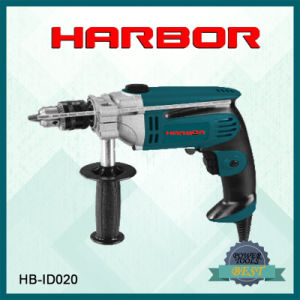 Hb-ID020 Harbor 2016 Hot Selling Electric Impact Drill 13mm Impact Drill