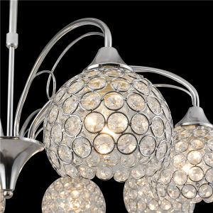 High Quality 8 Lights Crystal Chandelier/Pendant Lighting for Comference Room pictures & photos