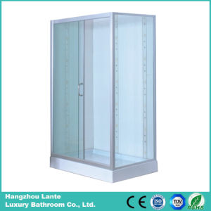 5mm Tempered Glass Square Glass Shower Room (LTS-8266) pictures & photos