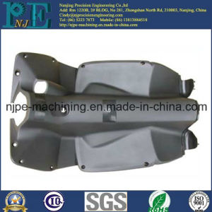 Custom High Precision Plastic Motorcycle Parts