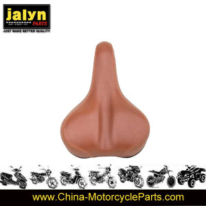 High Performance Anti-Skid PVC & PU Foam Bicycle Saddle for Electric Bicycle pictures & photos