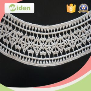 2016 Fashion Customized Collar Cotton Embroidery Border Colar Lace pictures & photos
