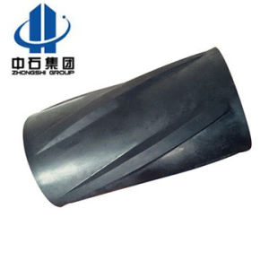 Thermoplastic Spiral Blade Solid Rigid Centralizer pictures & photos