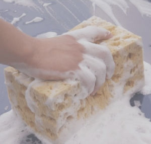 Car Clean Products, Washing Car Sponge, Cleaning Sponge