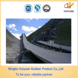 Ep150 Canvas Conveyor Belt for Stone Crusher Transpotation pictures & photos