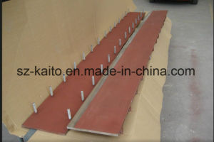 Custom Design Screed Plate Service Kits for Paving Machines pictures & photos