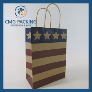 2015 USA Popular Customized Paper Gift Bag (DM-GPBB-209) pictures & photos