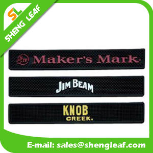 Eco-Friendly Custom OEM 3D Rubber Bar Mat (SLF-BM004)