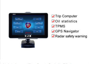 Car Trip Computer V-Checker A622 GPS Navigator Pms Oil Statistics pictures & photos