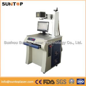 Fiber Laser Marking Machine for Stainless Steel, Alumnium, Copper, Plastic Engraving pictures & photos