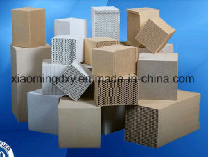 Honeycomb Ceramic Heat Transfer Media for Rto pictures & photos