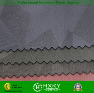 Imitation Memory Jacquard Compound Fabric for Trench