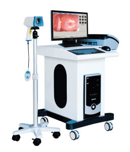 Digital Imaging System Video Colposcope (JDY-10) pictures & photos
