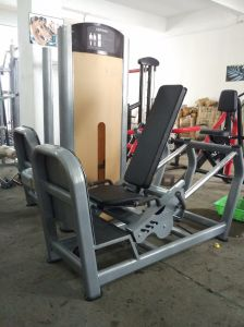 Seated Horizontal Leg Press Fitness Equipment pictures & photos