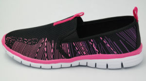 Leisure Sports Running Shoes Slip on for Women Shoes (AKRS29) pictures & photos