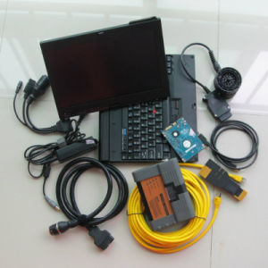 for BMW Icom A2 Diagnostic with Software with X200t Laptop
