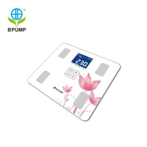 Multi-Function Digital Bathroom Scale for BMI/Muscle/Body Water &Bone Mass