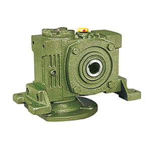 WPWDKV Cast Iron Worm Speed Gearbox