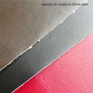 Abrasion Resistant Furniture Artificial PU Leather (KC-W012)