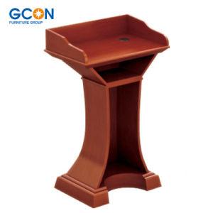 Swell China High Quality Modern Walnut Wood Veneer Church Pulpit Machost Co Dining Chair Design Ideas Machostcouk