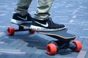 4 Wheels Electric Ed Skateboard With Single Motor