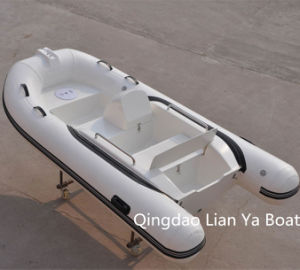 Liya 11FT Rib Boats 3-5persons Inflatable Dinghy Manufacturer pictures & photos
