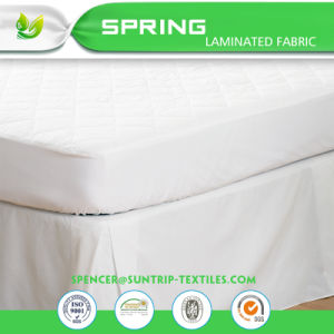 Cot Bed Waterproof Mattress Protector Cover with a High Quality Brushed Cotto...