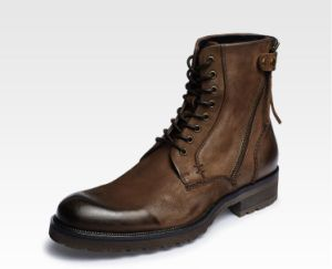 Mens Boots With Zippers