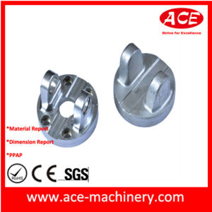 CNC Machining of Copper Flange pictures & photos