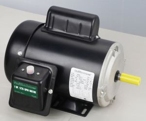 Tefc Single-Phase Air Compressor Motor pictures & photos