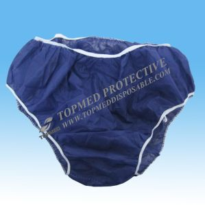Disposable Medical Panties Briefs, Disposable Sanitary Panties for Hospital pictures & photos