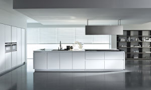 Modern Best Sale Glossy Acrylic MDF Kitchen Cabinet pictures & photos