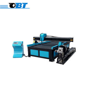 Metal Cutting Machinery Cheap Chinese CNC Plasma Cutting Machine for Square Tube