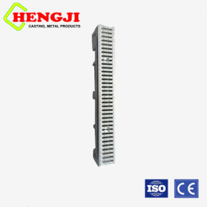 Polymer Concrete Drainage Gutter with High Load Capacity